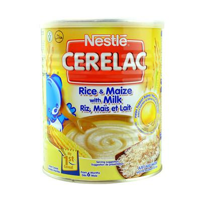 Cerelac 6Mnth Wheat&Milk Cereal