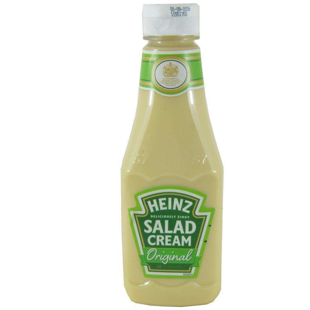 Heinz salad cream original 320g