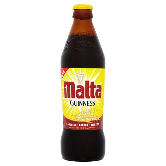 Malta Guinness bottle 330ml (pack of 24)