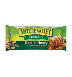Nature valley crunchy oats 'n' honey 42g