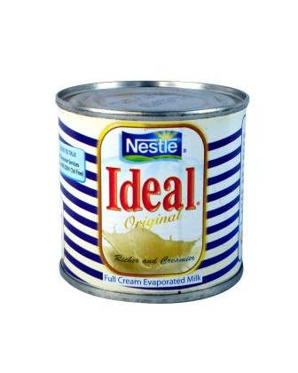 Ideal evaporated original milk